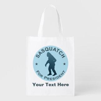 Sasquatch para el presidente bolsa de la compra