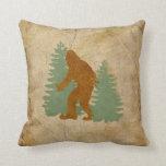 Sasquatch Pillow