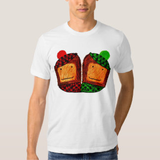 Sasquatch plaid pals T-Shirt
