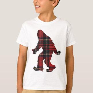SASQUATCH PLAID T-Shirt