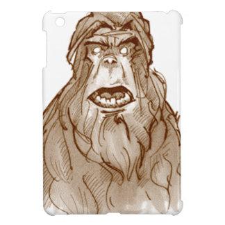 SASQUATCH PORTRAIT - Bigfoot Pro's Squatch Head Case For The iPad Mini