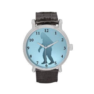 Sasquatch Relojes De Pulsera
