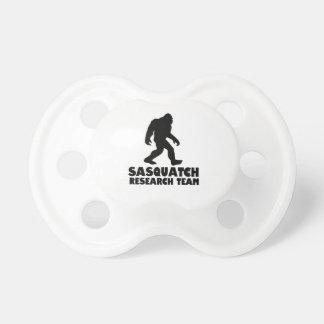 Sasquatch Research Team | Bigfoot Baby Pacifier