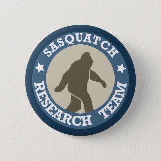 Sasquatch Research Team Pinback Button