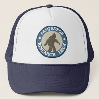 Sasquatch Research Team Trucker Hat