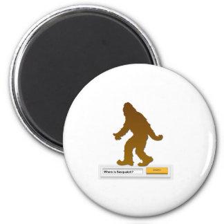 Sasquatch Search Engine Magnets