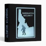 Sasquatch Security - Idaho Binder