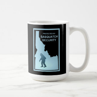 Sasquatch Security - Idaho Coffee Mug