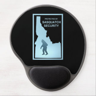 Sasquatch Security - Idaho Gel Mouse Pad