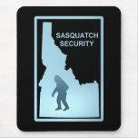 Sasquatch Security - Idaho Mouse Pad