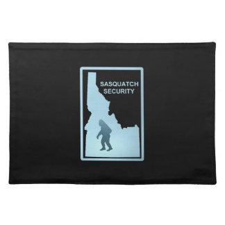 Sasquatch Security - Idaho Placemat