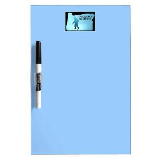 Sasquatch Security - Oregon Dry-Erase Whiteboard