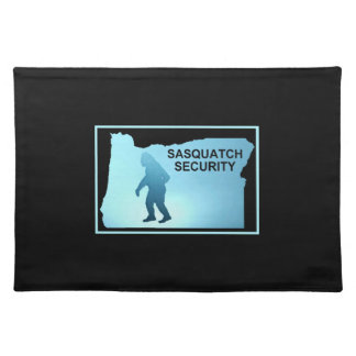 Sasquatch Security - Oregon Placemat
