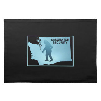 Sasquatch Security - Washington Placemat