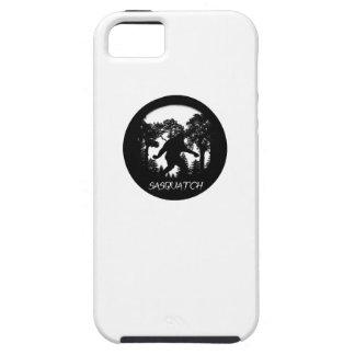 Sasquatch Silhouette iPhone 5 Case