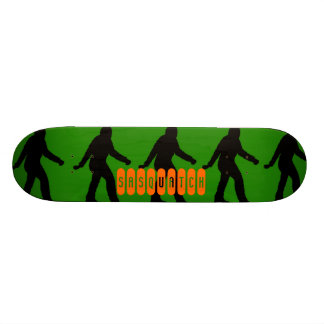 Sasquatch Skate Board Decks
