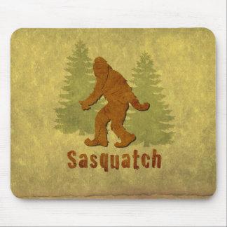 Sasquatch Tapetes De Ratón