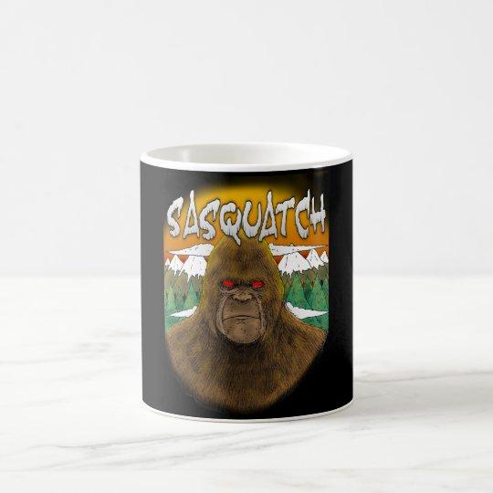 Sasquatch Taza De Café