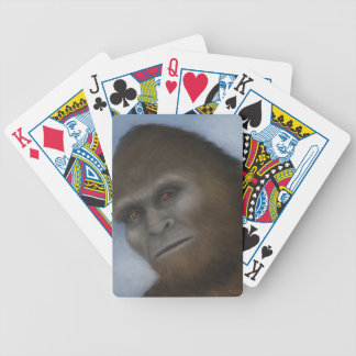 Sasquatch: The Unexpected Encounter Bicycle Playing Cards