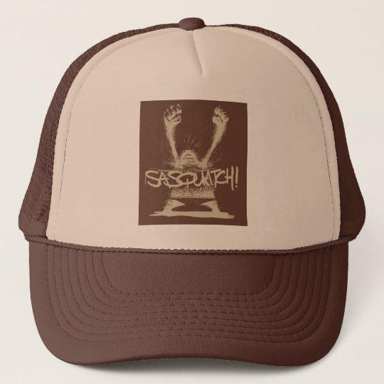 sasquatch trucker hat  e4c0e69b4d8
