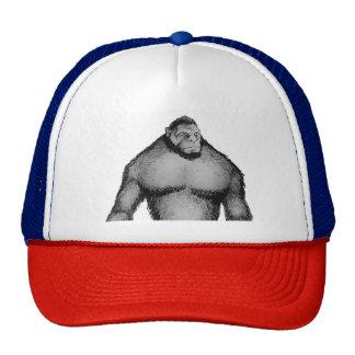 Sasquatch Trucker Hat