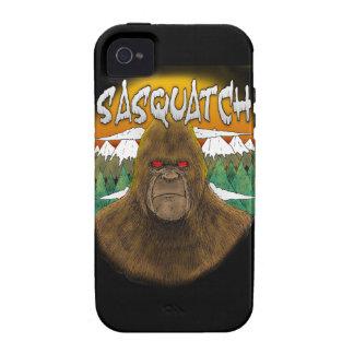 Sasquatch Vibe iPhone 4 Case