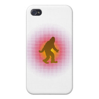 Sasquatch Whoopass Raster Vector Sprite Pow Cases For iPhone 4