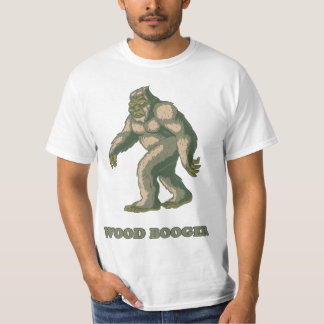 Sasquatch: Wood Booger T-Shirt