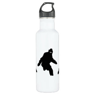 Sasquatches Stainless Steel Water Bottle
