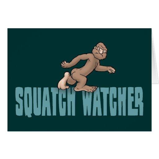 Sasquatchetoon Card