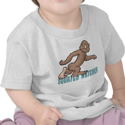 Sasquatchetoon Camiseta