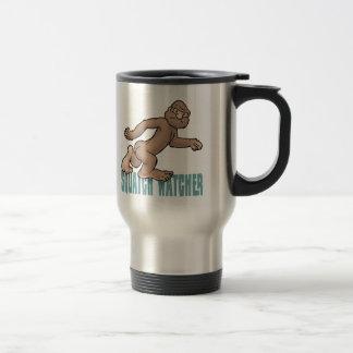 Sasquatchetoon Travel Mug