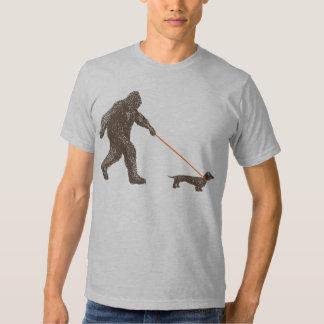 Sasquatch's Best Friend T Shirt