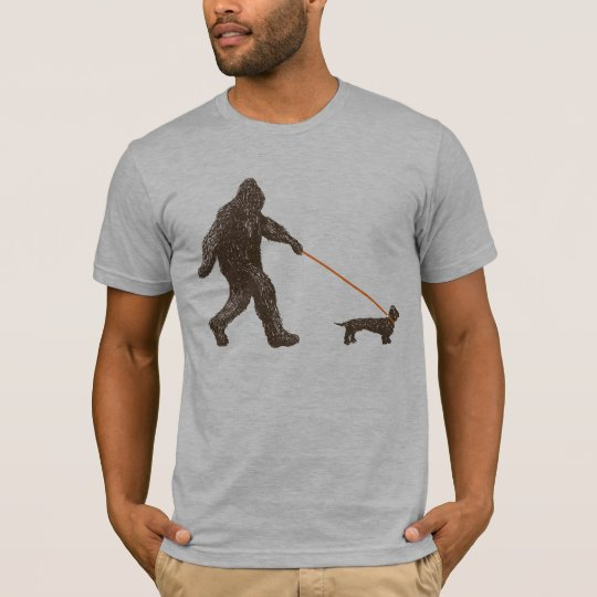 Sasquatch's Best Friend T-Shirt