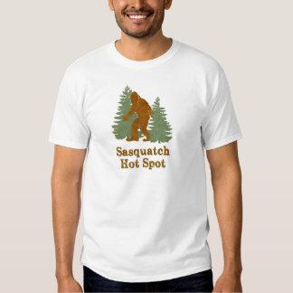 Sasqutch Hot Spot T-shirt