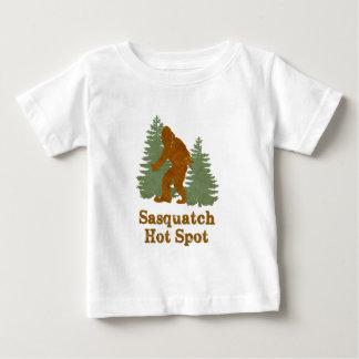 Sasqutch Hot Spot Tee Shirts
