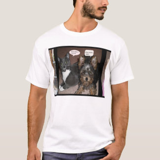 sass and fras1 copy T-Shirt