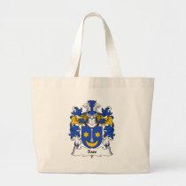 Sass Family Crest Bag