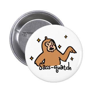 Sass-quatch Pin