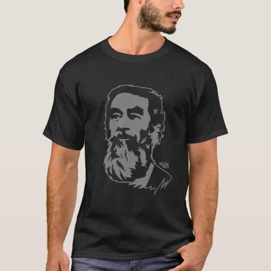 Sassam Hussein portrait T-Shirt