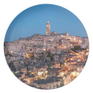 Sassi Di Matera, Italy Dinner Plate