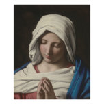 Sassoferrato - Madonna en rezo