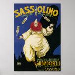 Sassolino Liquore da Dessert Promotional Poster