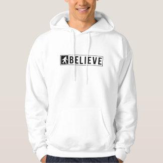 Sassquatch Believe Hoodie