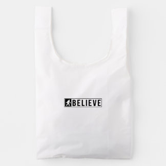 Sassquatch Believe Reusable Bag