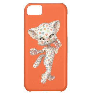 Sassy 3D Cat Kitty Kitten Cartoon Kawaii Anime iPhone 5C Case