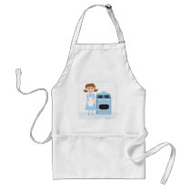 Sassy and Sweet Housewife Adult Apron