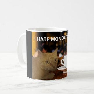 sassy cat coffee mug