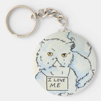 Sassy Catz! Keychain