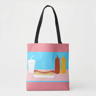 Sassy Cookout Love Tote Bag